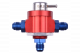 KMS Fuel pressure regulator 3-way with MAP comp. 3.0 bar AN-6 fitting