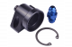 KMS Fuel pressure regulator housing only, 2-way AN-6 fitting
