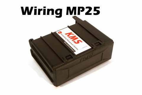 KMS MP25 Wiring