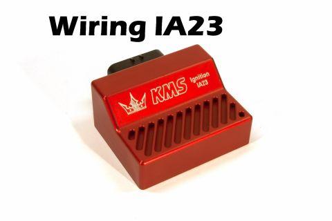 KMS IA23 Wiring