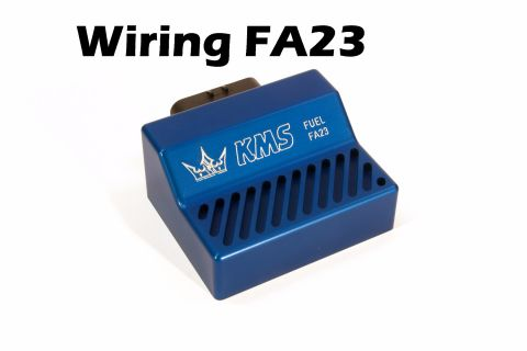 KMS FA23 Wiring