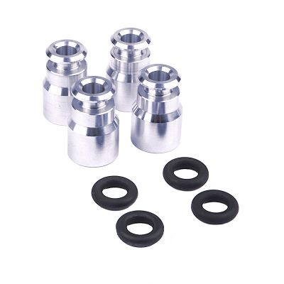 Injector extension adapter (4 pcs.) Compact to Standard 15mm